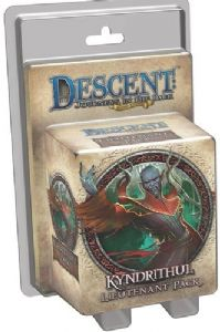 Descent : Journey in the Dark (Second Edition) – Kyndrithul Lieutenant Pack